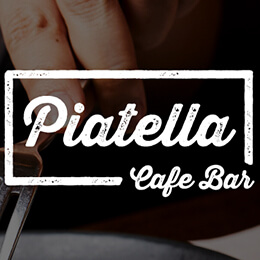Piatella Cafe Bar logo
